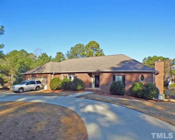 1121 Revenelle Drive, Sanford, NC 27330 (#2299613) :: RE/MAX Real Estate Service