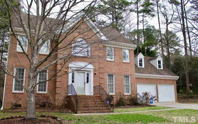 418 W Juniper Avenue, Wake Forest, NC 27587 (#2299625) :: Triangle Just Listed
