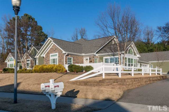 1451 Orchard Villas Avenue, Apex, NC 27502 (#2299631) :: Team Ruby Henderson