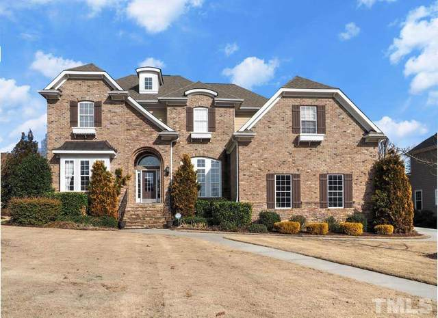 501 Walters Drive, Wake Forest, NC 27587 (#2299780) :: Team Ruby Henderson