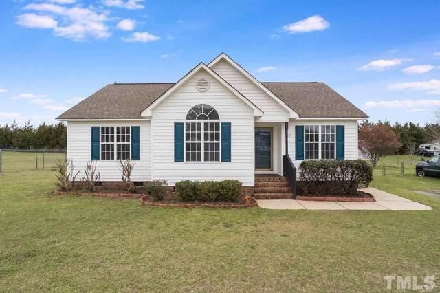 229 Parrish Farm Lane, Benson, NC 27504 (#2299852) :: The Perry Group