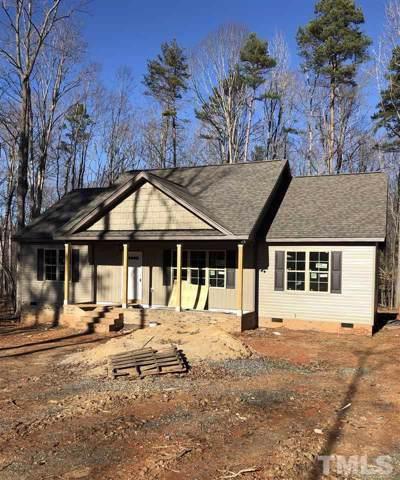 292 Weaver Ridge Road, Rougemont, NC 27572 (#2299867) :: Real Estate By Design