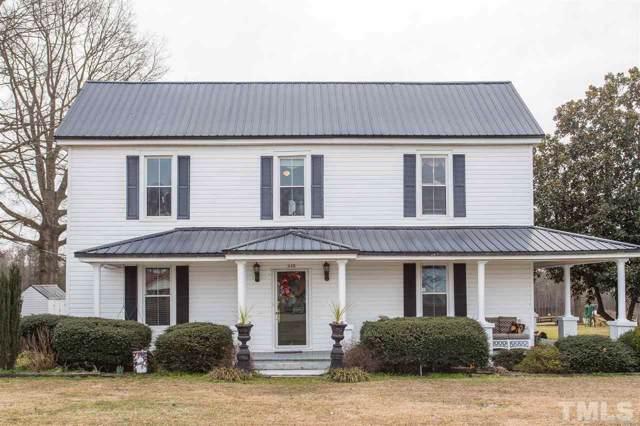 339 W Jewett Avenue, Bunn, NC 27508 (#2299932) :: RE/MAX Real Estate Service