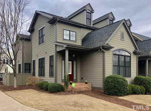414 Jewell Drive, Chapel Hill, NC 27516 (#2300014) :: Sara Kate Homes