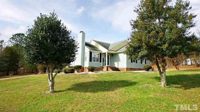 4521 Sugar Maple Road, Oxford, NC 27565 (#2300024) :: Dogwood Properties