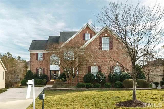 9704 Heathermill Lane, Raleigh, NC 27617 (#2300034) :: Classic Carolina Realty