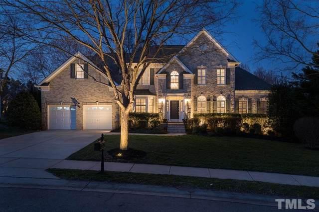 10549 Tarton Fields Circle, Raleigh, NC 27617 (#2300041) :: Classic Carolina Realty