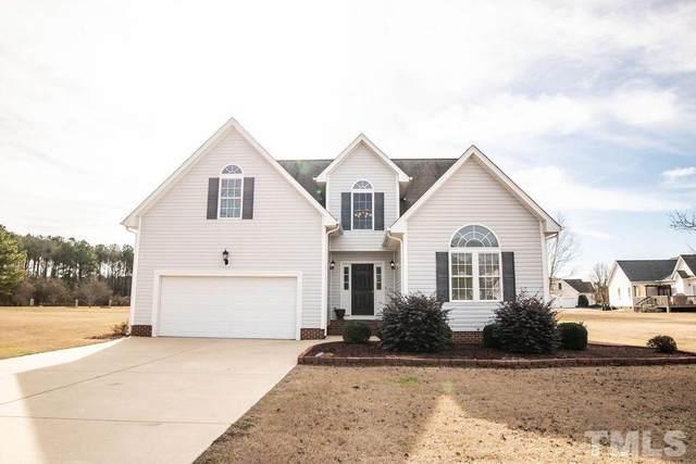40 Breckenridge Place, Dunn, NC 28334 (#2300117) :: Sara Kate Homes