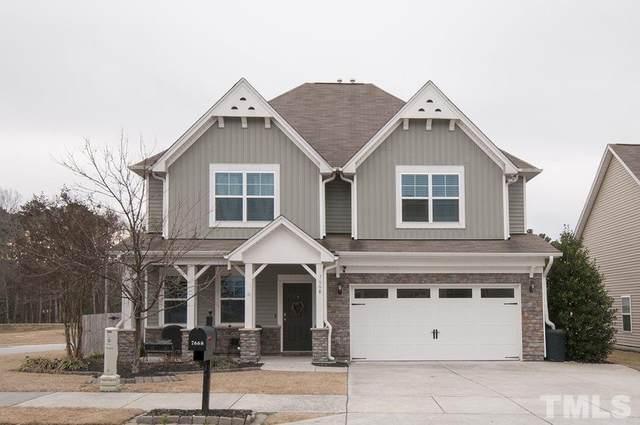 7668 Birchmoor Way, Raleigh, NC 27616 (#2300242) :: Triangle Top Choice Realty, LLC