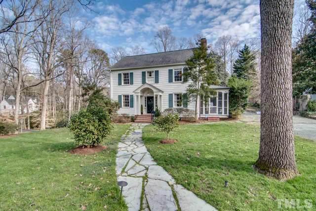 321 W University Drive, Chapel Hill, NC 27516 (#2300275) :: Triangle Top Choice Realty, LLC