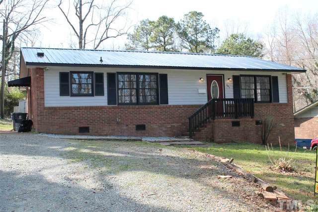 607 N Fir Avenue, Siler City, NC 27344 (#2300308) :: Triangle Top Choice Realty, LLC