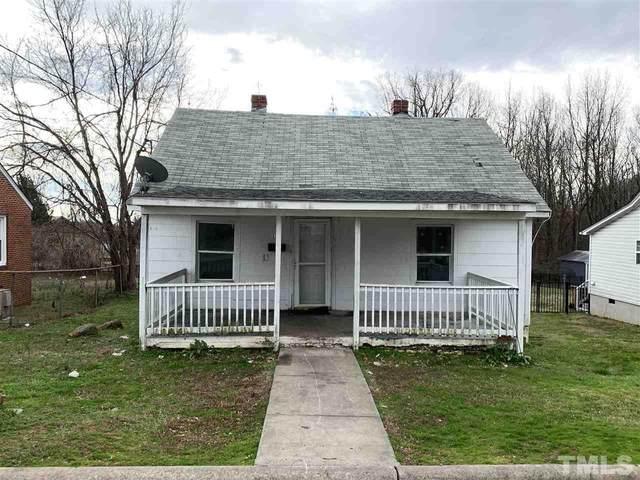 111 Hillsboro Street, Roxboro, NC 27573 (#2300318) :: Dogwood Properties