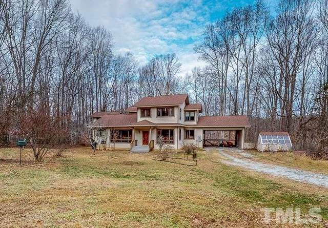 377 Potluck Farm Road, Rougemont, NC 27572 (#2300336) :: Real Estate By Design