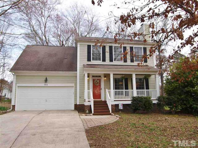 904 Silent Retreat Lane, Knightdale, NC 27545 (#2300361) :: RE/MAX Real Estate Service