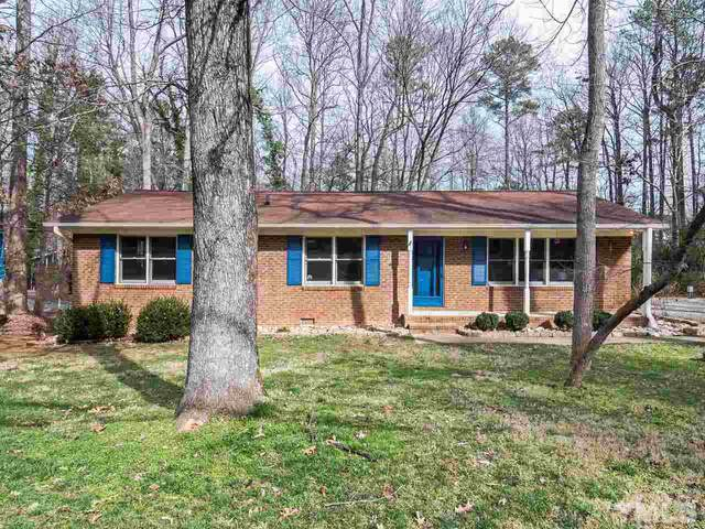 100 Bruton Drive, Chapel Hill, NC 27516 (#2300379) :: RE/MAX Real Estate Service
