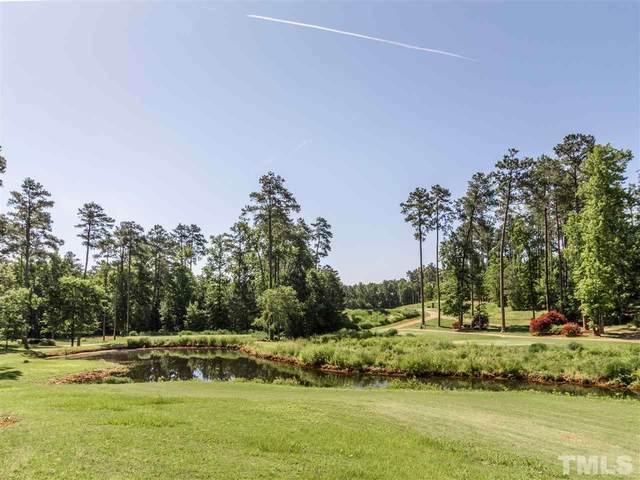 69 Golfers Ridge, Chapel Hill, NC 27517 (#2300395) :: Dogwood Properties