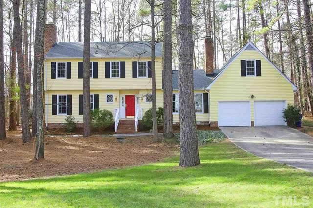 2446 Springview Trail, Chapel Hill, NC 27514 (#2300408) :: The Results Team, LLC