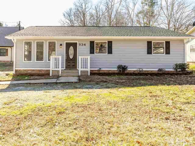934 Belvin Avenue, Durham, NC 27704 (#2300421) :: Sara Kate Homes
