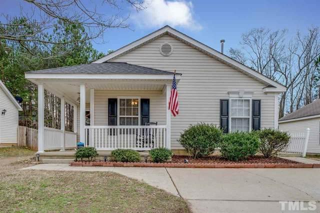 408 Homestead Park Drive, Apex, NC 27502 (#2300494) :: Spotlight Realty