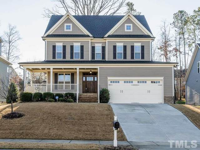 921 Hollymont Drive, Holly Springs, NC 27540 (#2300581) :: The Jim Allen Group