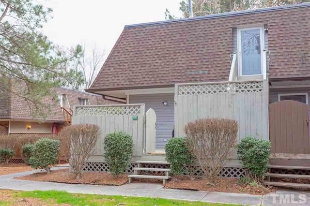 406 Summerwalk Circle #406, Chapel Hill, NC 27517 (#2300655) :: Real Estate By Design