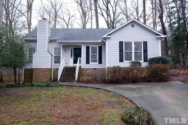 7 Rabbits Glen Terrace, Durham, NC 27713 (#2300662) :: Spotlight Realty