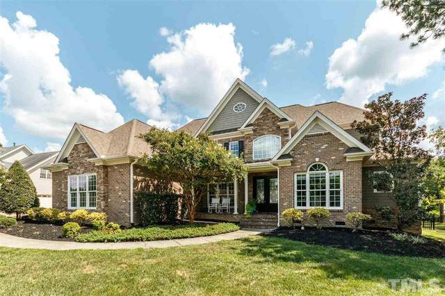 1401 Colonial Club Drive, Wake Forest, NC 27587 (#2300800) :: Triangle Just Listed