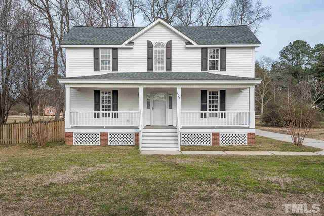 107 E Goldsboro Street, Micro, NC 27555 (#2300825) :: RE/MAX Real Estate Service