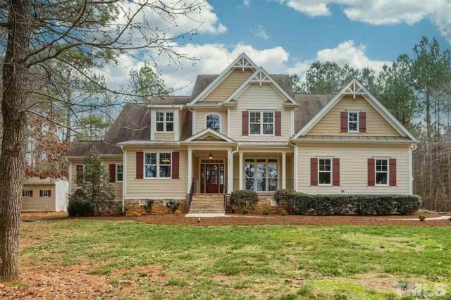 423 Henrys Ridge Road, Pittsboro, NC 27312 (#2300843) :: RE/MAX Real Estate Service