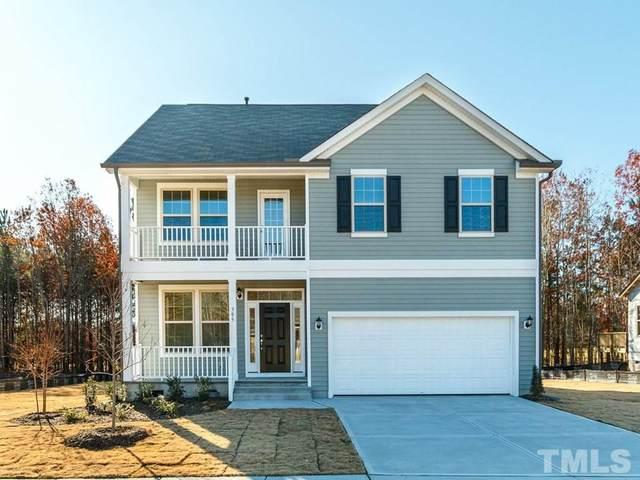 4161 Weavers Pond Drive Lot 380, Zebulon, NC 27597 (#2300875) :: RE/MAX Real Estate Service