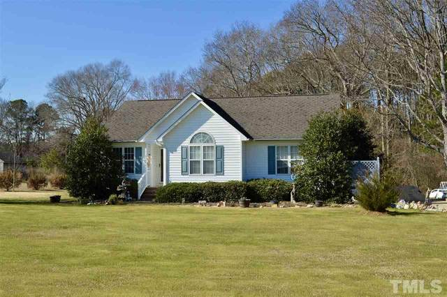 105 Mccoy Drive, Smithfield, NC 27577 (#2300882) :: Raleigh Cary Realty
