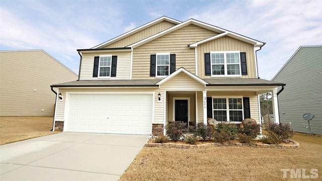 2656 Averon Drive, Fuquay Varina, NC 27526 (#2300930) :: Sara Kate Homes