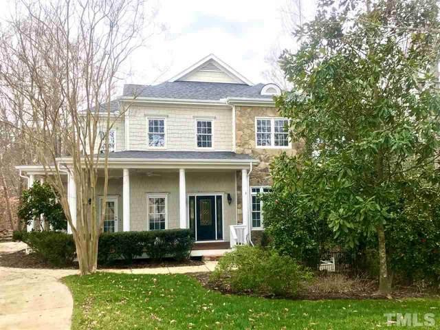 183 Bear Tree Creek, Chapel Hill, NC 27517 (#2300941) :: Dogwood Properties