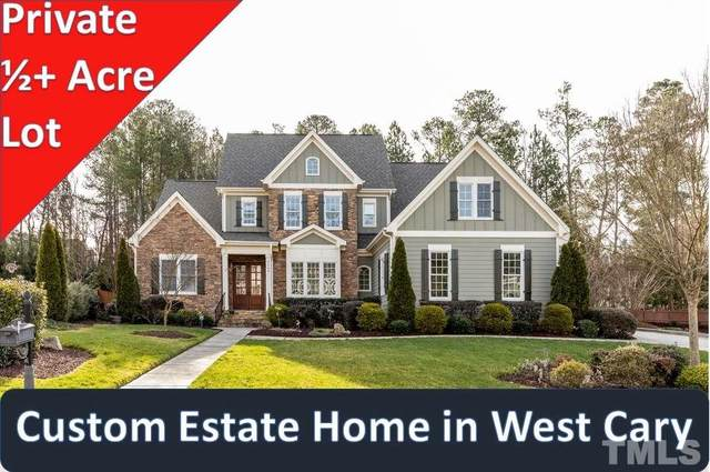 7149 Talton Ridge Drive, Cary, NC 27519 (#2300981) :: Team Ruby Henderson