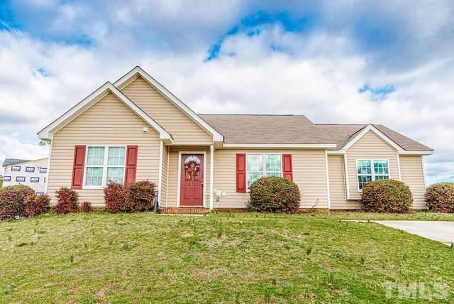 4304 Lenity Lane, Sanford, NC 27322 (#2301025) :: RE/MAX Real Estate Service