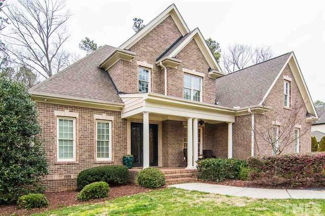 811 The Preserve Trail, Chapel Hill, NC 27517 (#2301045) :: Dogwood Properties