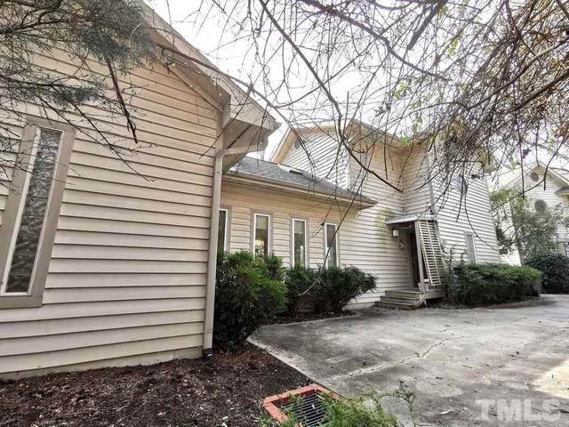 505 Coolidge Street C, Chapel Hill, NC 27516 (#2301105) :: Triangle Top Choice Realty, LLC