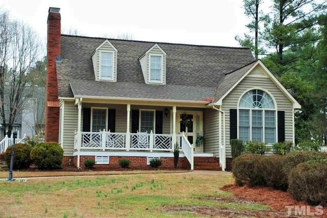 441 Petty Road, Sanford, NC 27330 (#2301122) :: RE/MAX Real Estate Service