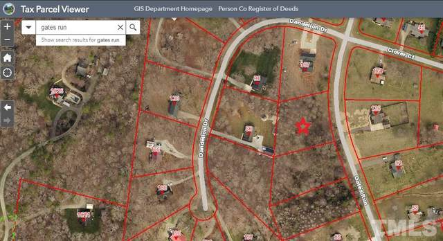 lot 34 Gates Run, Timberlake, NC 27583 (#2301147) :: The Perry Group