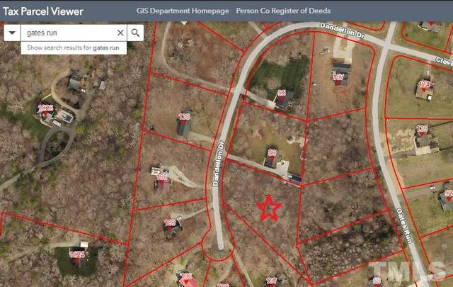 lot 30 Dandelion Drive, Timberlake, NC 27583 (#2301149) :: The Perry Group