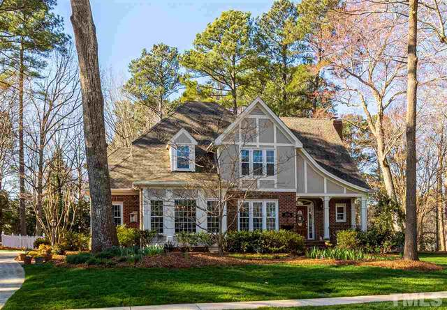 5136 Linksland Drive, Holly Springs, NC 27540 (#2301225) :: Triangle Just Listed