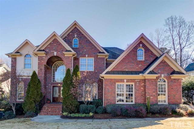 604 Preston Village Way, Cary, NC 27519 (#2301263) :: The Perry Group