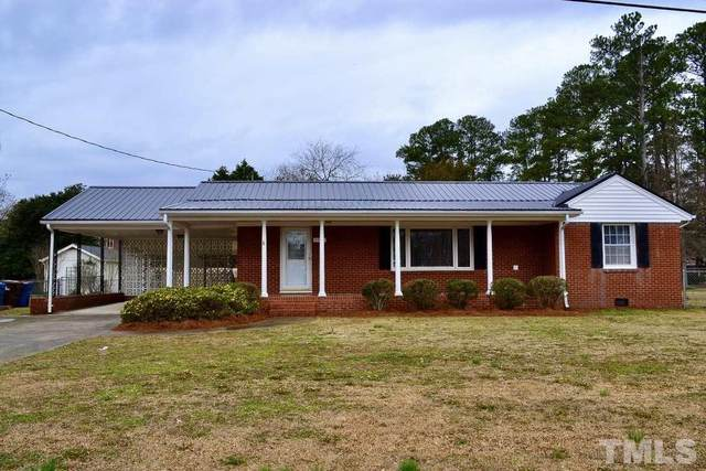 1105 Guy Avenue, Dunn, NC 28334 (#2301280) :: Real Estate By Design