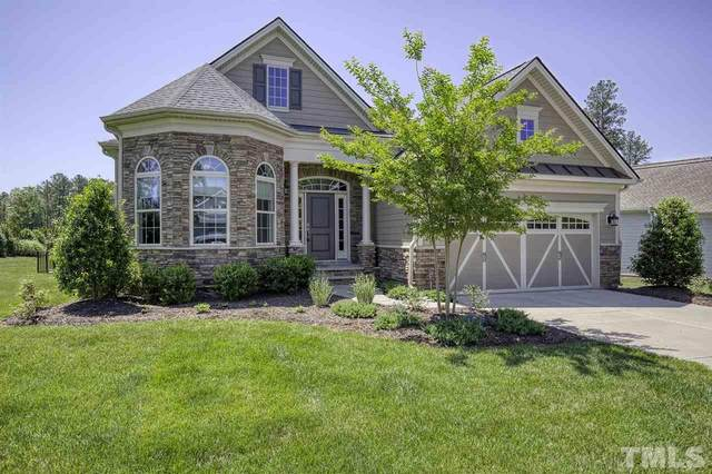 1601 Hasentree Villa Lane, Wake Forest, NC 27587 (#2301324) :: Realty World Signature Properties