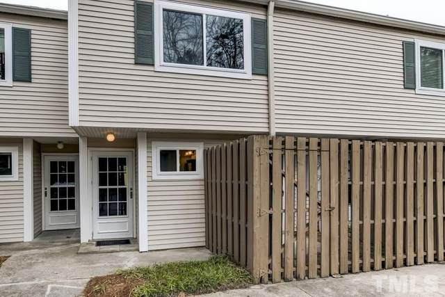 220 Elizabeth Street G13, Chapel Hill, NC 27514 (#2301385) :: M&J Realty Group