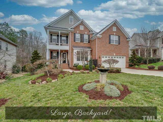 8949 Cornwell Drive, Wake Forest, NC 27587 (#2301391) :: Triangle Just Listed