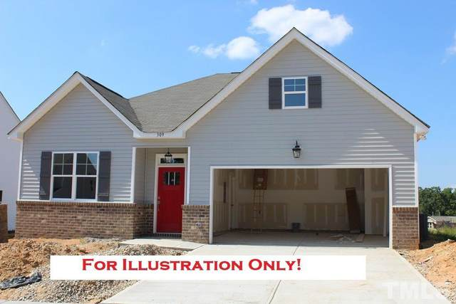 300 Everly Mist Way, Wake Forest, NC 27587 (#2301399) :: Raleigh Cary Realty