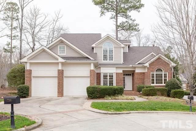 72103 Moseley, Chapel Hill, NC 27517 (#2301443) :: Dogwood Properties