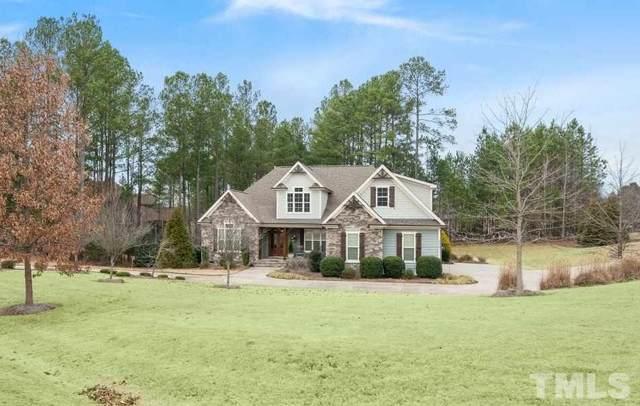 1517 Sterling Lake Drive, Wake Forest, NC 27587 (#2301480) :: Sara Kate Homes