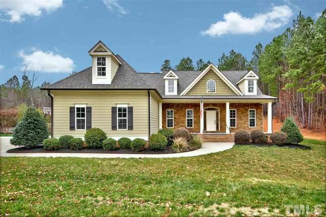70 Limestone Drive, Franklinton, NC 27525 (#2301500) :: Sara Kate Homes
